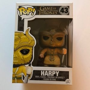 Harpy pop